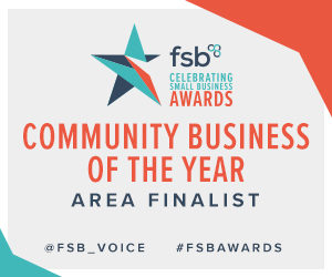 Community Business of the Year Area Finalist